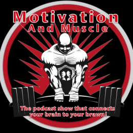 Motivation & Muscle logo